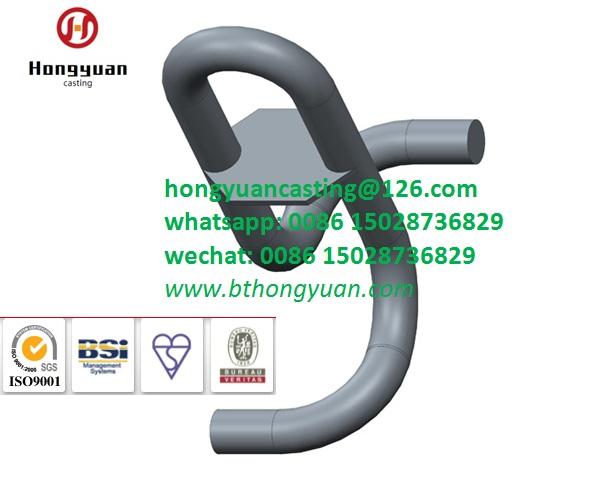 Iron anchor