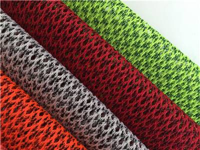 air layer fabric mesh shoe lining material