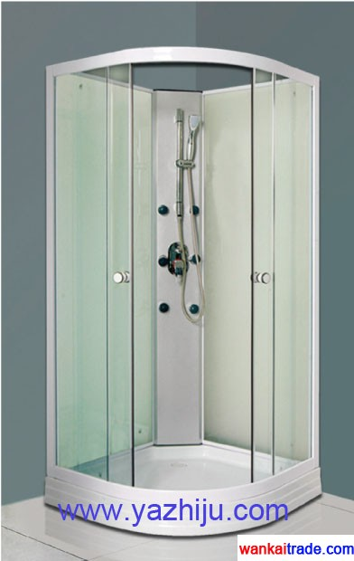 H2 environmental protection new style steam engine system shower room with big top sprinkler