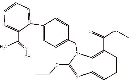 CAS 147403-65-4 Azilsartan intermediates pharmaceutical production