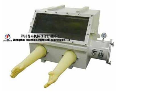 Protech vacuum glove box