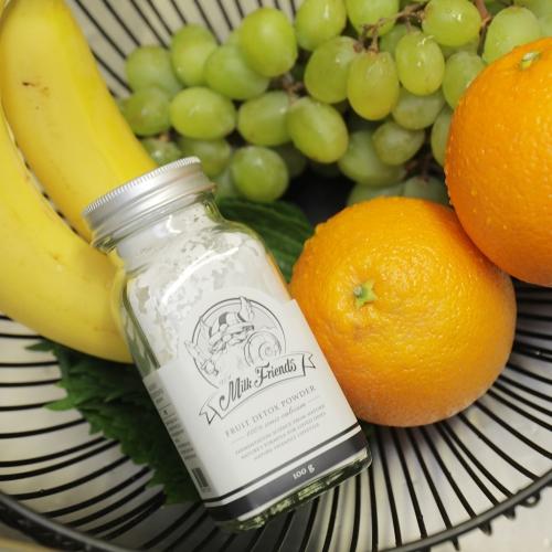 Milk friends Fruit Detox Powder 100ml