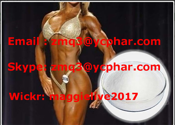 GMP Standard Androgenic Mibolerone Acetate Steroids for Bodybuilding