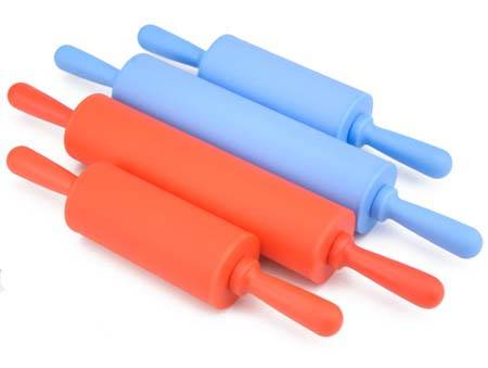 Food grade Hight Quality  Silicone Non-Stick Rolling Pin