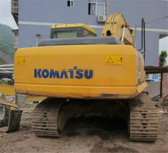 Used Komatsu PC200-7 exavator
