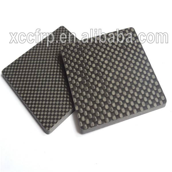 Toray carbon fiber fabric 3k real carbon fiber plate/sheet 3mm 4mm 5mm 6mm 7mm 8mm