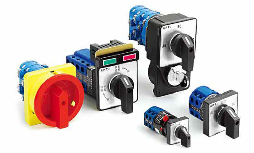 LW39 Series Cam switches
