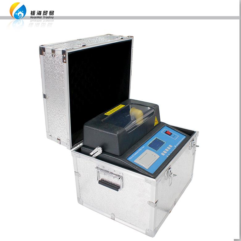 HZJQ-1 transformer oil dielectric strength testing equipment insulating oil bdv tester