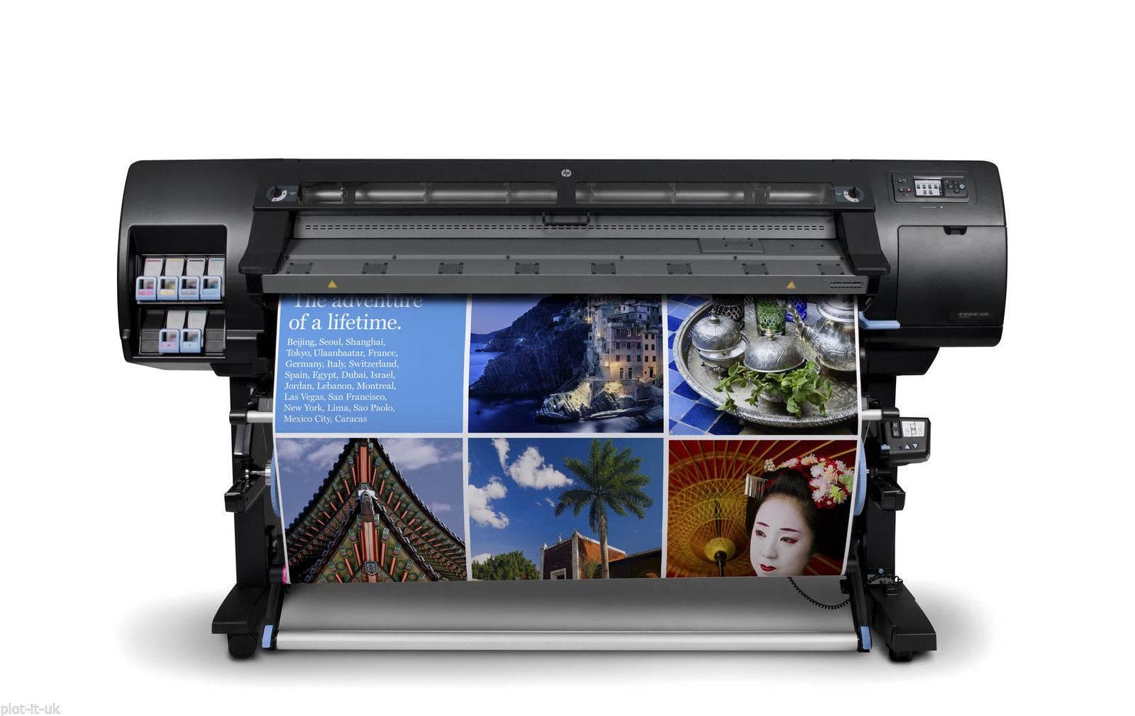 HP Designjet L26500 Wide Format Latex Printer