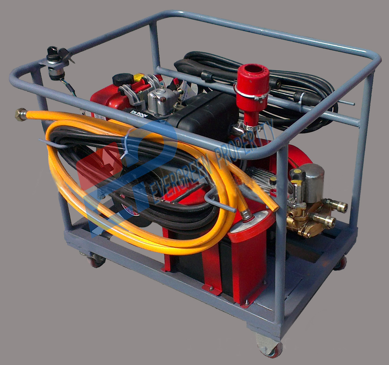Oil Spill Dispersant Sprayer from Evergreen Properity in Chinese(Qingdao Singreat)