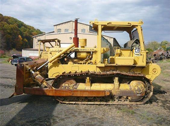 CAT D6C,Used Crawler Bulldozer,High Quality with Best Price