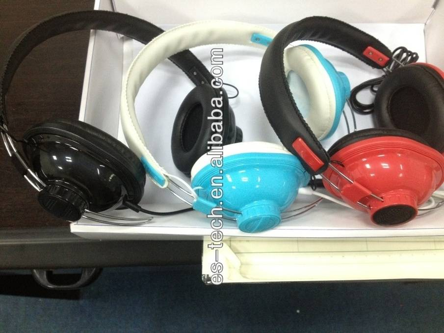 Factory Fashion Colorful Headphones Best Headsets
