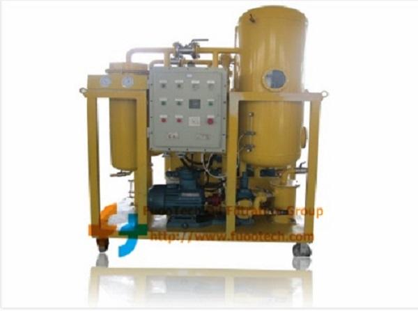 Series FTY-EX Explosion Proof Type Vacuum Turbine Lube Oil Purifier
