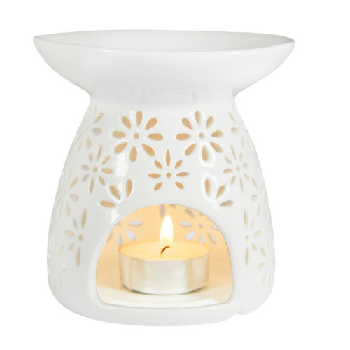 Ceramic Tea Light Holder Aromatherapy Essential Oil Burner