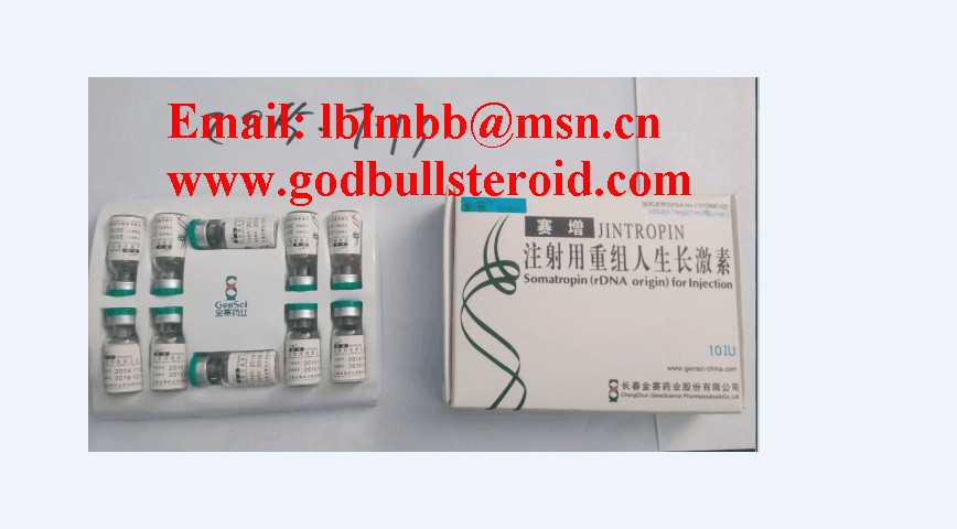 godbull Jintropin HGH muscle bodybuilding