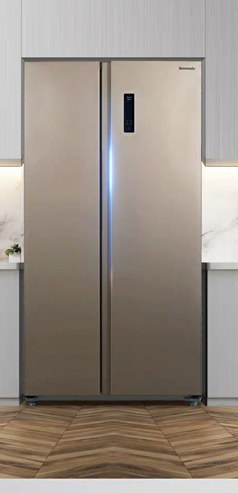 Tengfei frost-free double door to door energy-saving inverter household refrigerator