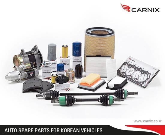 Korean Auto Parts - CARNIX - MIRAL AUTO CAMP CORP