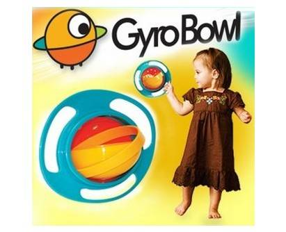 Gyro Bowl Anti-Spill For Children