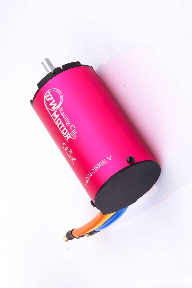 1/8 Brushless 4 pole Motor 4074 for RC on road/buggy