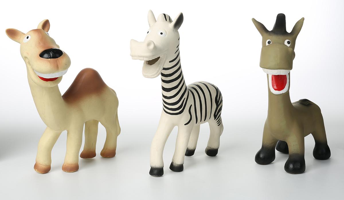 pet dog toy non-toxic latex squeaky toys