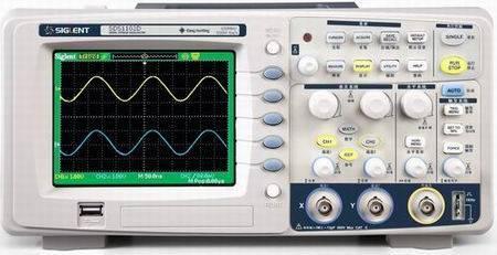 Digital Oscilloscope(60/100/150MHz)(SDS1000C Series)