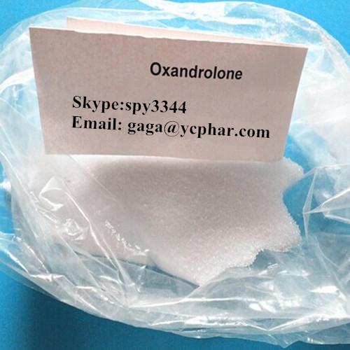 Anavar Oxandrolone Oxandrin CAS 53-39-4