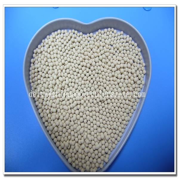 High efficient moisture adsorbent and desiccant 4a molecular sieve