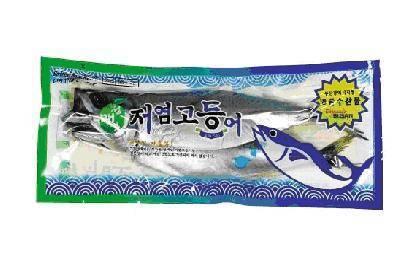 Blue Plum & Low Salt Mackerel(500g)