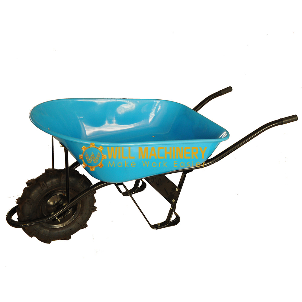 Wheelbarrow for South America Market,Sturdy and Durable Wheelbarrow for Construction and Farm Work