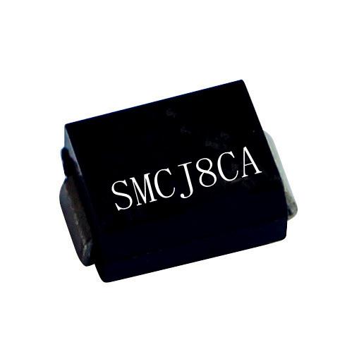 1500W 8.0V Do-214AB TVS Chip Rectifier Diode SMCJ8.0A/CA Free Samples
