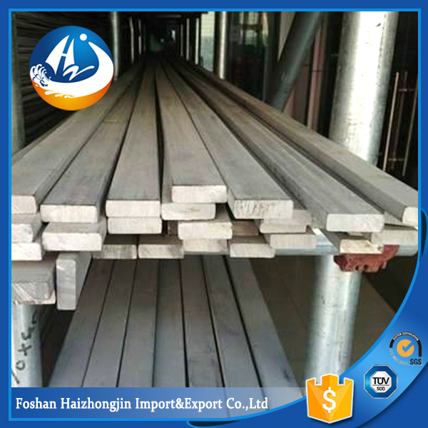 316L/316 pickling stainless steel flat bar price