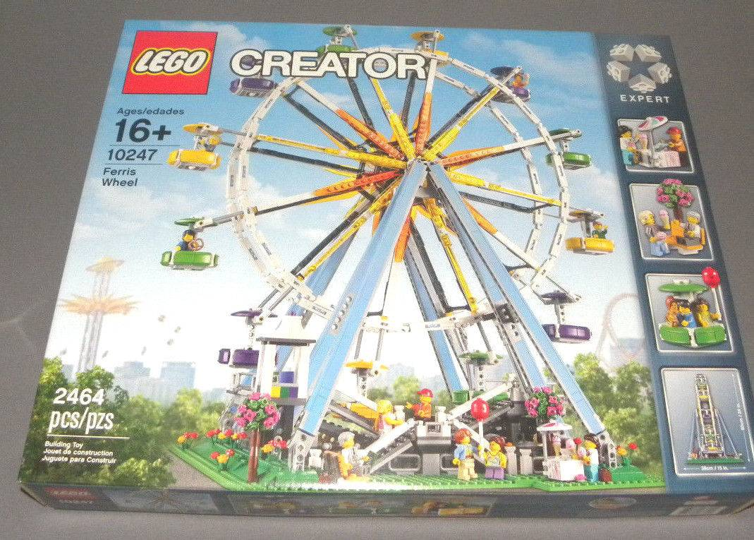 Lego 10247 Creator Ferris Wheel Set