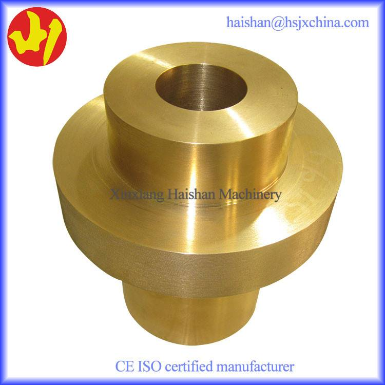 OEM Top Notch Flange Brass Bushing