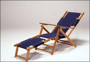 Anywhere beach chair