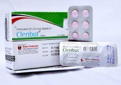 Clenbut - Clenbuterol 60MCG