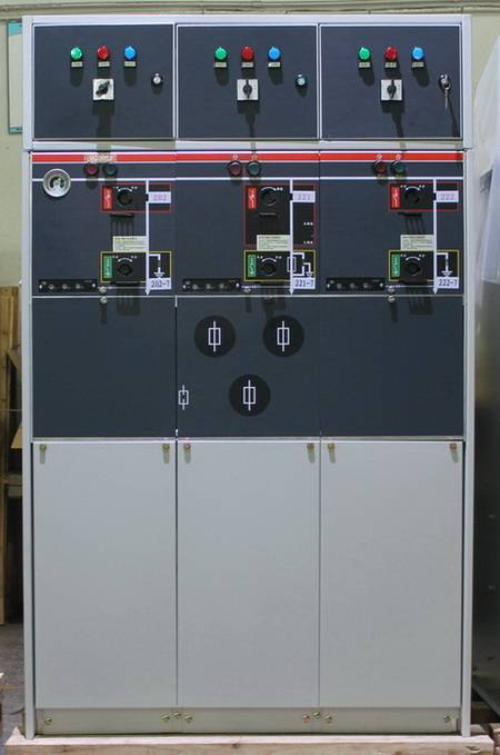 12/24kV SF6 gas-insulated metal-enclosed Ring Main Unit