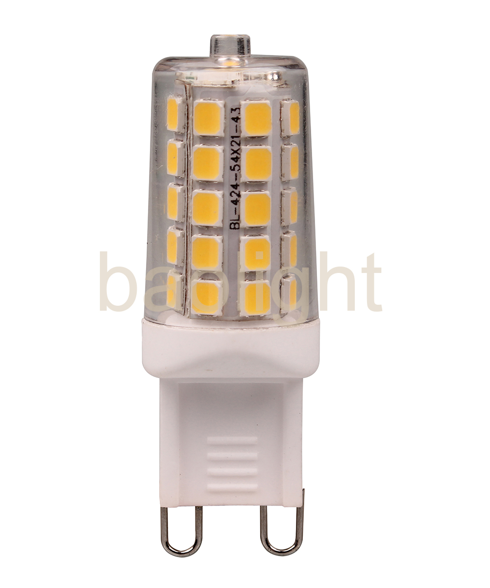 Baolight g9 mini led dimmable color changing lamps light bulb