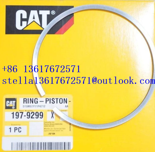 Genuine Caterpillar Diesel Engine Parts RING-PISTON 197-9299 CAT parts