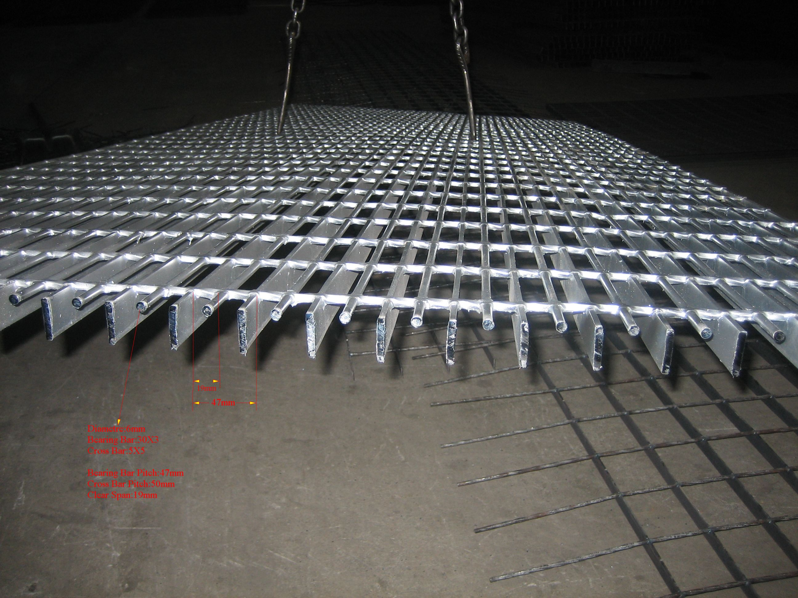 offshore mesh Gratings for ocean engineering building