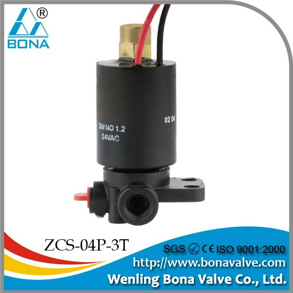 BONA Mini Plastic Irrigation Solenoid Valve