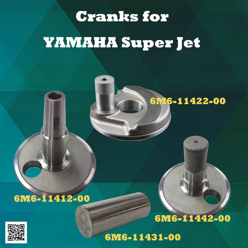 Cranks for YAMAHA Super Jets