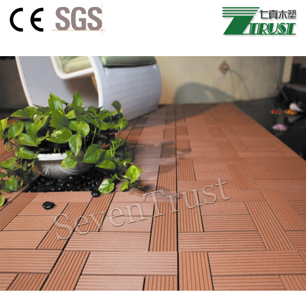 Hot Sale Outdoor DIY Composite Decking