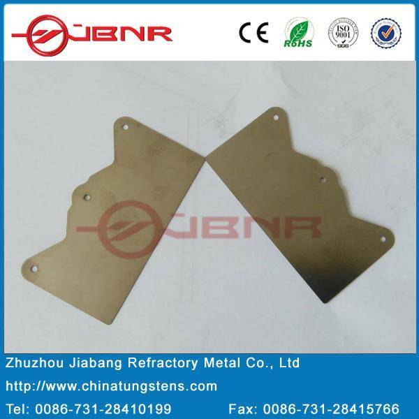 Tungsten Sheets, Lamellas, for Moving Heads Light, Framing Shutter Blades/Lamellas, Bmfl Blade, Thi