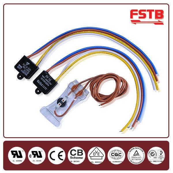 Bimetal thermostat KSD303