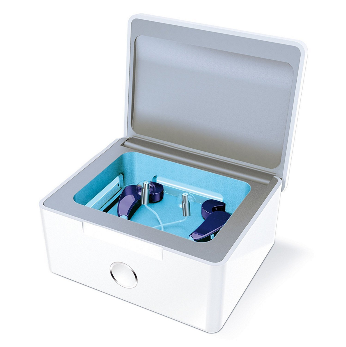 Hearing AIDS disinfection drying box