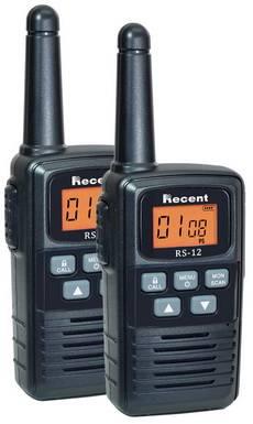 RS-12 License Free FM Transceiver