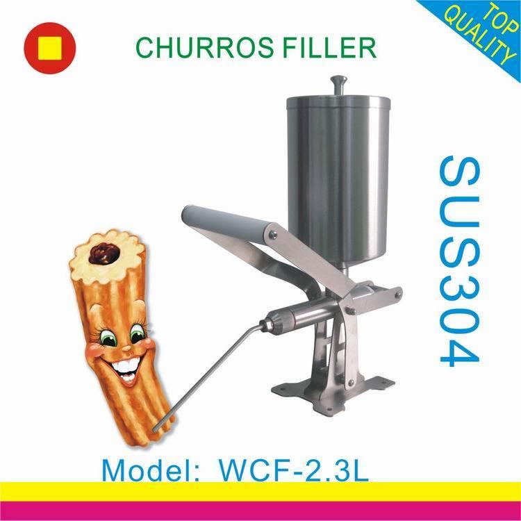 spanish churros filler/maquinas para hacer churros/churros filling machine for sale