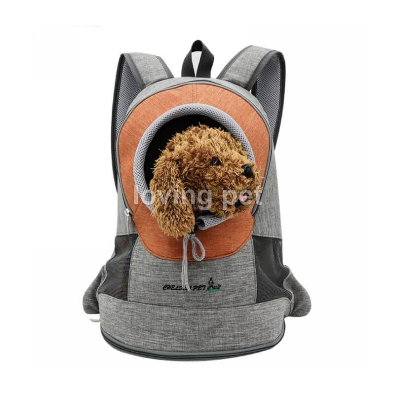 Dog Chest Front Pack Dog Carrier Bag Backpack Pet Sling Carrier