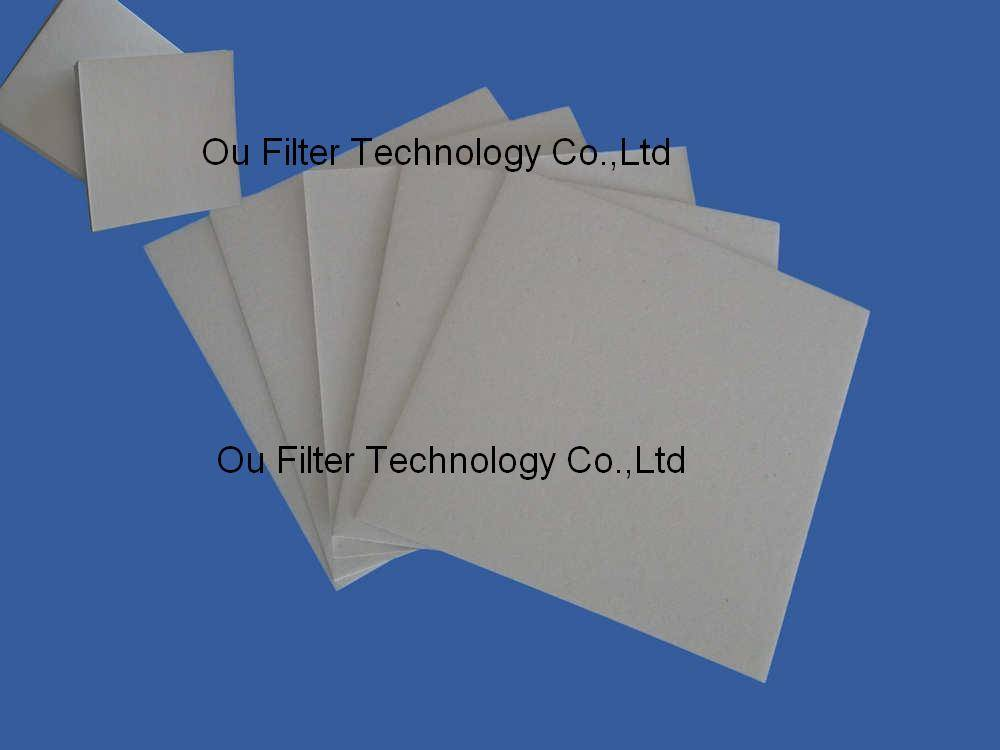 Frying Oil Filter Paper or Cooking Oil Filter Paper
