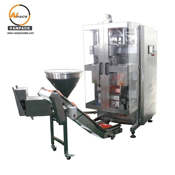 Automatic 1kg Sauce Vacuum Packing Machine